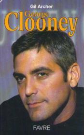 George clooney - Couverture - Format classique