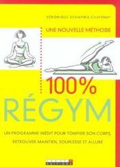 Une nouvelle méthode 100 % régym - Intérieur - Format classique