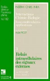 Interact chimie bio 3 - Couverture - Format classique