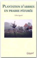 Plantations d'arbres en prairie pâturée - Couverture - Format classique