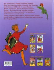 Lili t.4 ; Lili et le petit duc - 4ème de couverture - Format classique