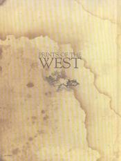 Prints of the west - 4ème de couverture - Format classique