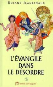 L'évangile dans le désordre - Couverture - Format classique