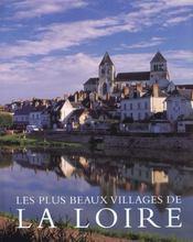 Les plus beaux villages de la Loire - Intérieur - Format classique