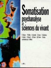 Somatisation - Couverture - Format classique