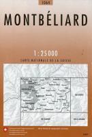 Montbéliard - Couverture - Format classique