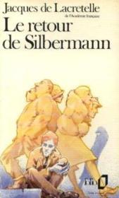 Le Retour De Silbermann - Couverture - Format classique