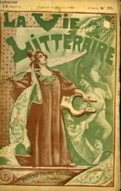 Le Joug. 2eme Partie Et Fin. La Vie Litteraire. - Couverture - Format classique