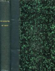 Physiologie Du Gout, Ou Meditations De Gastronomie Transcendante - Couverture - Format classique