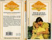 Pour Quels Lendemains ? - All My Tomorrows - Couverture - Format classique
