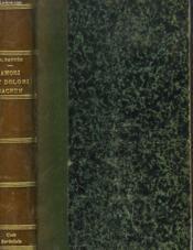 Amori Et Dolori Sacrum. La Mort De Venise. - Couverture - Format classique