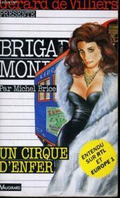 Un Cirque D'Enfer - Couverture - Format classique