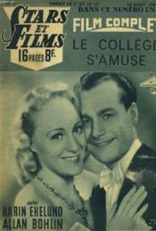 Stars Et Films - N°8 - Le College S'Amuse - Couverture - Format classique