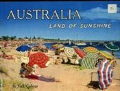 Australia Land Of Sunshine - Couverture - Format classique