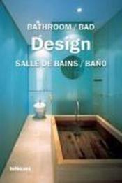 Bathroom design - Couverture - Format classique
