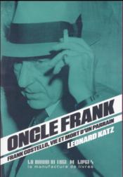 Oncle Frank - Couverture - Format classique
