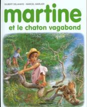 Martine T.44 ; Martine et le chaton vagabond - Couverture - Format classique