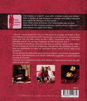 Ce soir... il passe à la casserole ; des ambiances chaudes et des recettes aphrodisiaques - 4ème de couverture - Format classique