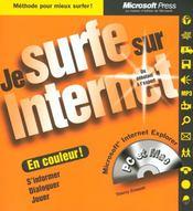 Je Surf Sur Internet - Intérieur - Format classique