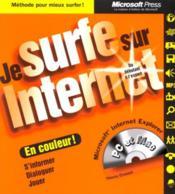 Je Surf Sur Internet - Couverture - Format classique