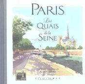Paris les quais de seine - Intérieur - Format classique