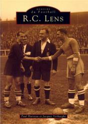 R.C. Lens - Couverture - Format classique