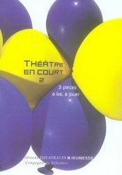 Théâtre en court t.2 - Intérieur - Format classique