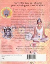 À la découverte des chakras - 4ème de couverture - Format classique