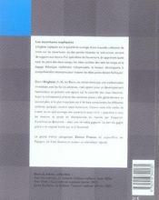 L'anglaise expliquée - 4ème de couverture - Format classique