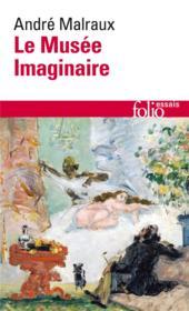 Le musée imaginaire - Couverture - Format classique