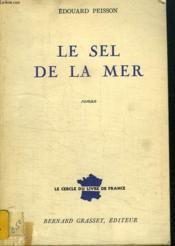 Le Sel De La Mer. - Couverture - Format classique