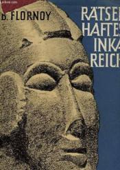 Rätselhaftes Inkareich - Couverture - Format classique