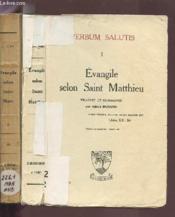 Evangile Selon Saint Marc - Tome 1 + Tome 2. - Couverture - Format classique