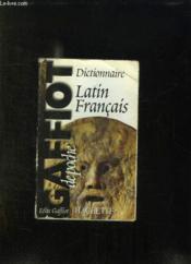 Gaffiot de poche ; dictionnaire latin-français - Couverture - Format classique