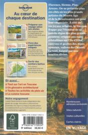 Toscane (9e édition) - 4ème de couverture - Format classique