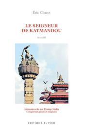 Le seigneur de Katmandou : mémoires du roi Pratap Malla - Couverture - Format classique