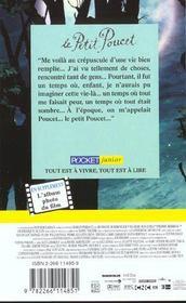 Le Petit Poucet - 4ème de couverture - Format classique