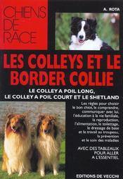 Les Colleys Et Le Border Collie - Intérieur - Format classique