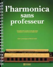 L'harmonica sans professeur - Couverture - Format classique