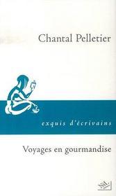 Voyages en gourmandise - Intérieur - Format classique