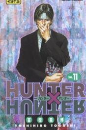 Hunter X hunter T.11 - Couverture - Format classique
