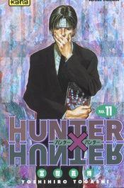 Hunter X hunter T.11 - Intérieur - Format classique