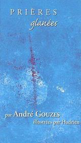 Prieres Glanees T.8 ; Prières Glanées T.8 - Couverture - Format classique