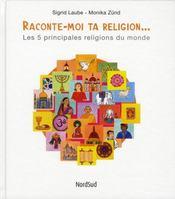 Raconte-moi ta religion - Intérieur - Format classique