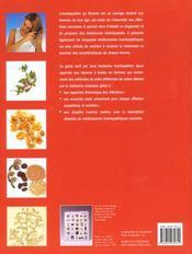 Homeopathy For Women - 4ème de couverture - Format classique
