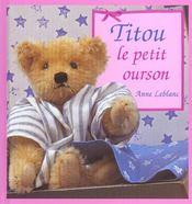 Titou L'Ourson - Intérieur - Format classique