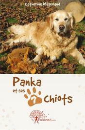 Panka et ses 7 chiots - Couverture - Format classique