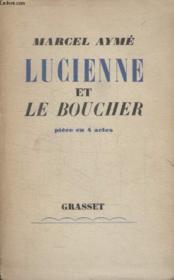Lucienne Et Le Boucher. - Couverture - Format classique