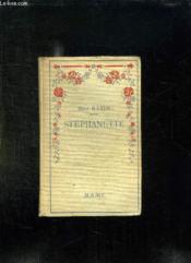 Stephanette. - Couverture - Format classique