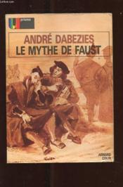 Le Mythe De Faust - Couverture - Format classique